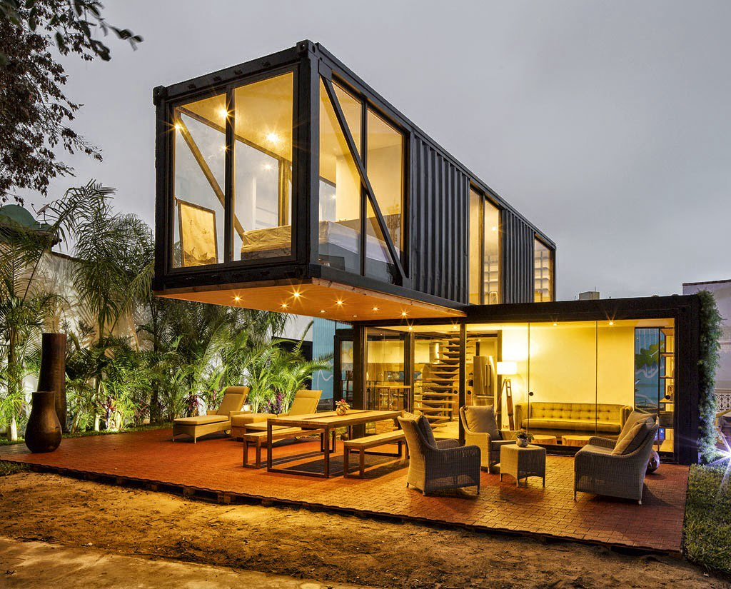 Container House The New Architectural Concept By MyDecor