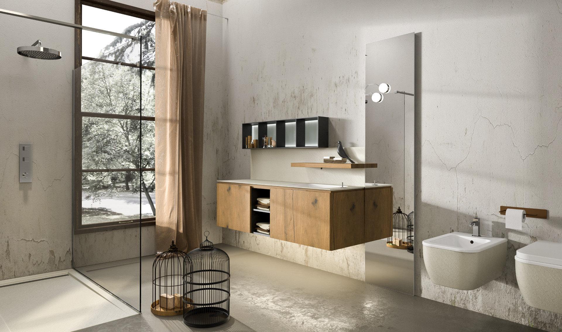 Edon design mydecor - Colori per il bagno ...
