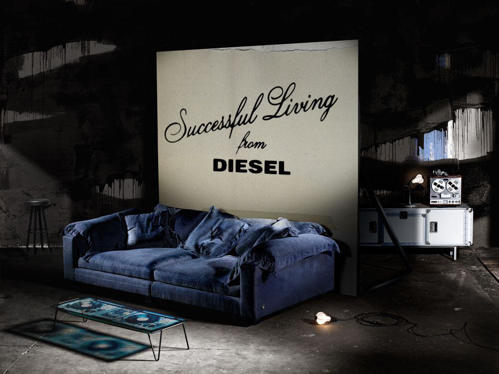 diesel successful living Diesel for successful living a/w 16 campaign source: dieselcom published:  fall/winter 2016 view: view: all people in this campaign: terry richardson -.
