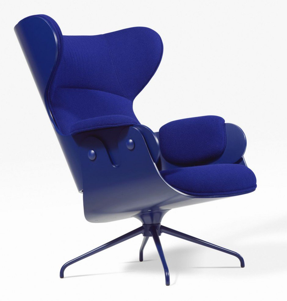 lounger by jaime hayon mydecor. Black Bedroom Furniture Sets. Home Design Ideas
