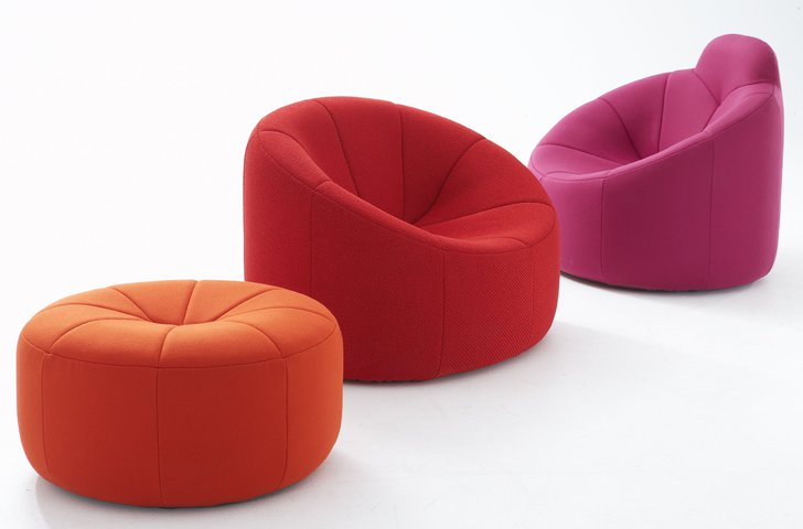 pumpkin por pierre paulin mydecor. Black Bedroom Furniture Sets. Home Design Ideas