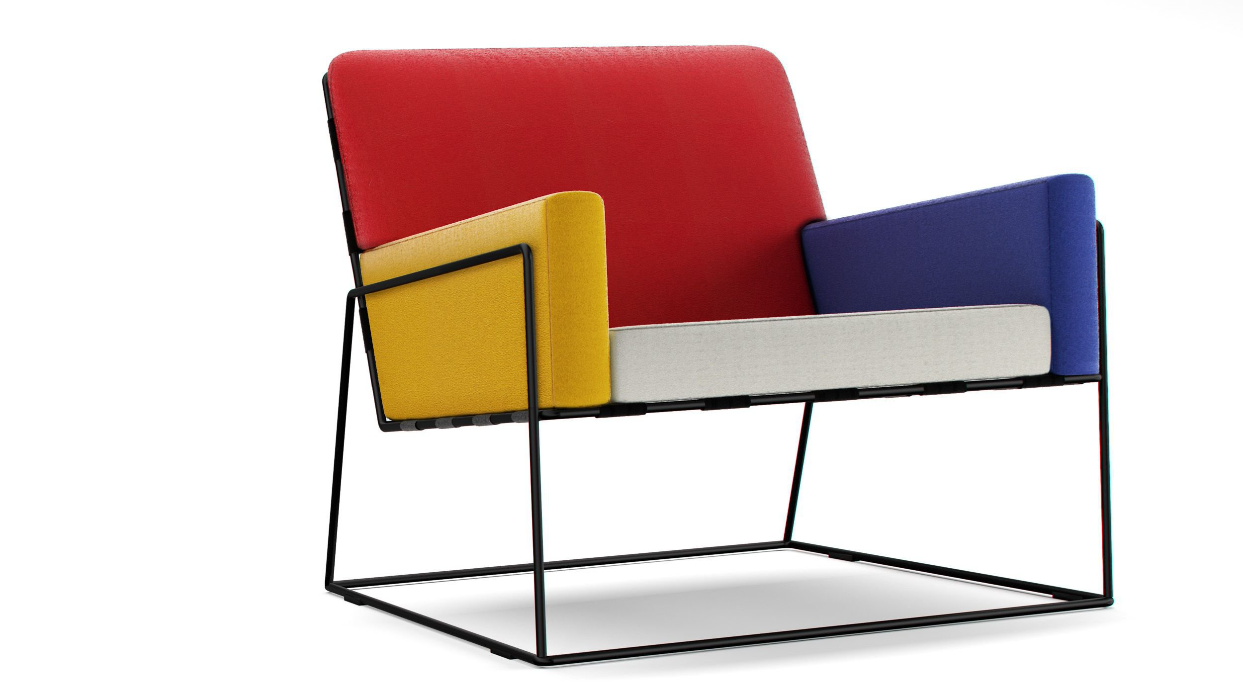 Charles Chair By Marcel Wanders Mydecor